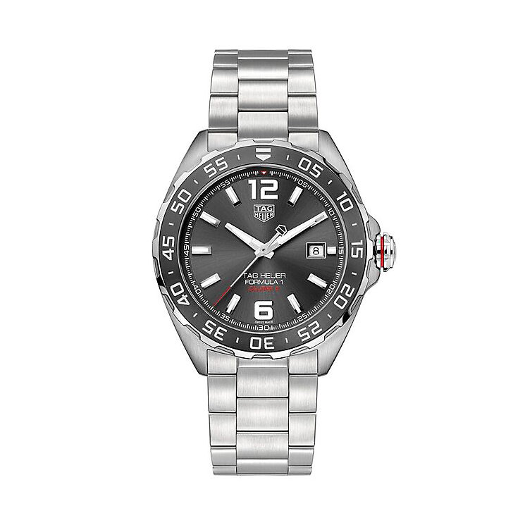 TAG Heuer F1 Men's Stainless Steel Bracelet Watch - Product number 5009510