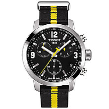 Tissot Le Tour De France Men's Stainless Steel Strap Watch - Product number 5009618
