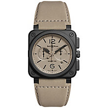 Bell & Ross Men's Ceramic Strap Watch - Product number 5009758