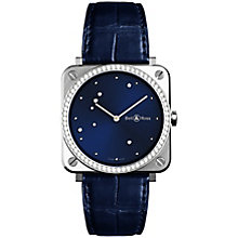 Bell & Ross Ladies' Stainless Steel Strap Watch - Product number 5009766