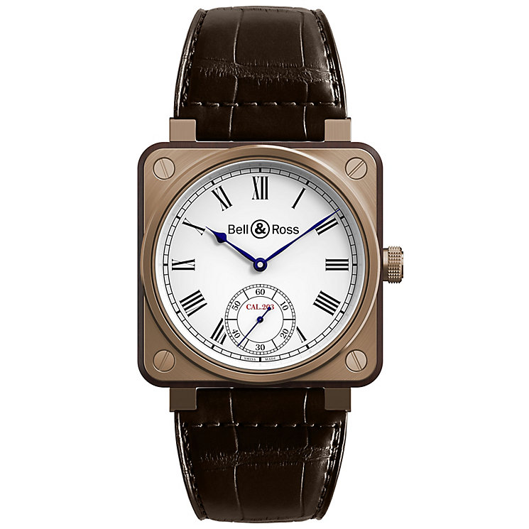 Bell & Ross BR01 Instrument de Marine Men's Titanium Watch - Product number 5009820