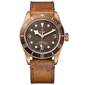 Tudor Men's Stainless Steel Strap Watch - Product number 5011205