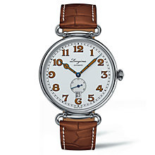 Longines Heritage Men's Stainless Steel Strap Watch - Product number 5011493