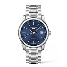 Longines Master Men's Stainless Steel Bracelet Watch - Product number 5011744