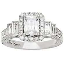 Neil Lane Platinum 2.09ct Diamond Halo Ring - Product number 5024307