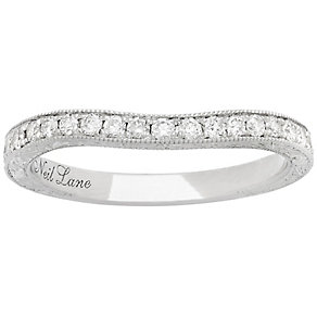Neil Lane Platinum 0.30ct Diamond Wedding band - Product number 5024749