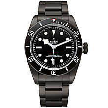 Tudor Black Bay Men's Stainless Steel Bracelet Watch - Product number 5031052