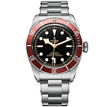 Tudor Black Bay Men's Stainless Steel Bracelet Watch - Product number 5031095
