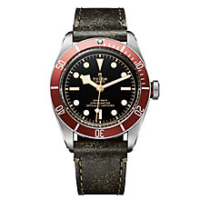 Tudor Black Bay Men's Stainless Steel Strap Watch - Product number 5031117