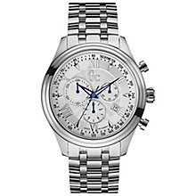 Gc Smart Class Men's Stainless Steel Bracelet Watch - Product number 5041562