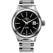 Ball Fireman Enterprise Men's Stainless Steel Bracelet Watch - Product number 5045282