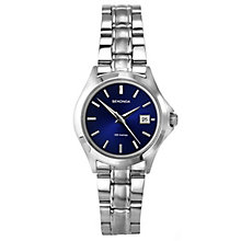 Sekonda Blue Dial Stainless Steel Bracelet Watch - Product number 5052572