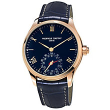 Frederique Constant Men's Horoloogical Smart Watch - Product number 5053633