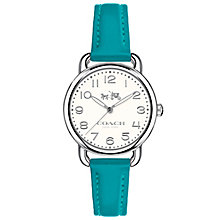 Coach Delancy Ladies' Stainless Steel Strap Watch - Product number 5053757