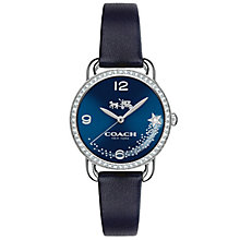 Coach Delancey Ladies' Stainless Steel Strap Watch - Product number 5053811