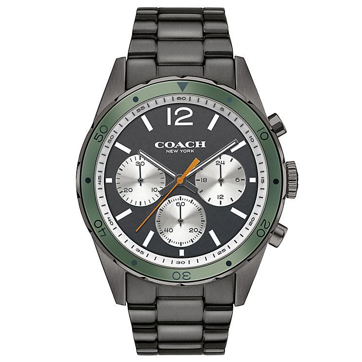 Coach Sullivan Men's Ion Plated Bracelet Watch - Product number 5053919