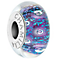 Chamilia Syrah Murano Glass Effervescence Bead - Product number 5056756