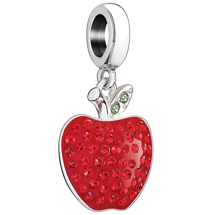 Chamilia Silver & Swarovski Number 1 Teacher Charm Bead - Product number 5056802