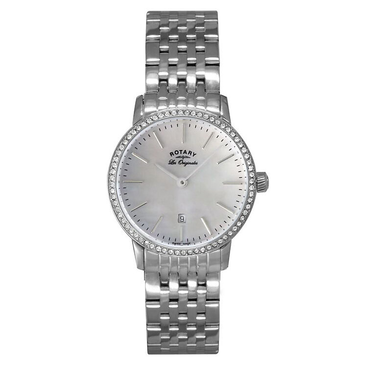 Rotary Les Originales Ladies' Stainless Steel Bracelet Watch - Product number 5057078
