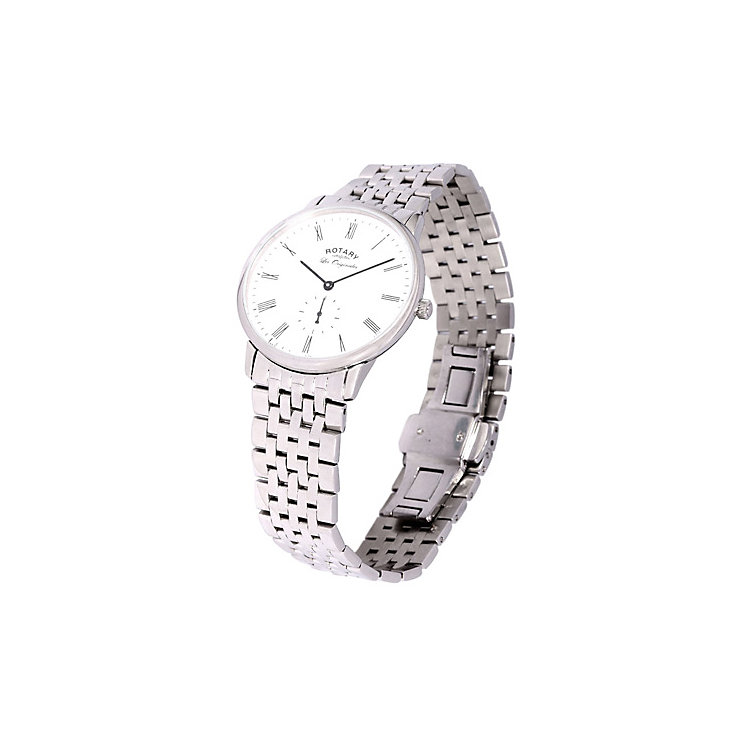 Rotary Men's Stainless Steel Bracelet Watch - Product number 5057507