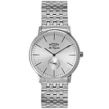 Rotary Les Originales Men's Stainless Steel Bracelet Watch - Product number 5057515