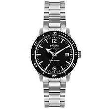 Rotary Ocean Avenger Men's Stainless Steel Bracelet Watch - Product number 5057590