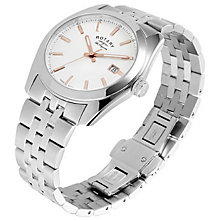 Rotary Les Originales Men's Stainless Steel Bracelet Watch - Product number 5057620