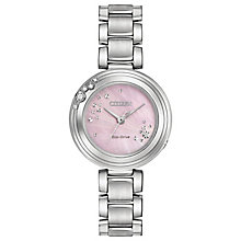 Citizen L Carina Ladies Stainless Steel Bracelet Watch - Product number 5066840