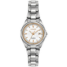 Citzen Eco Drive Ladies' Stainless Steel Bracelet Watch - Product number 5066905