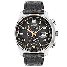 Citizen Eco-Drive Men's Stainless Steel Strap Watch - Product number 5066913