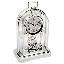 Rhythm Gold Tone Mantel Clock - Product number 5069777