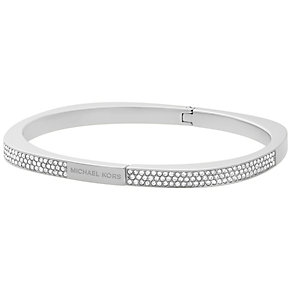 Michael Kors Stainless Steel Stone Set Bracelet - Product number 5073081