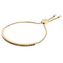 Michael Kors Gold Tone Stone Set Bracelet - Product number 5073146