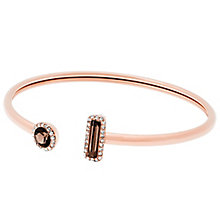 Michael Kors Rose Gold Tone Topaz bangle - Product number 5073162