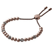 Michael Kors Stainless Steel Stone Set Bracelet - Product number 5073197