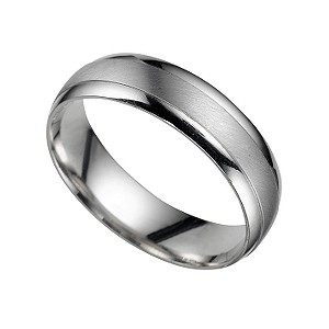 platinum 5mm court wedding ring product number 5077621 - Platinum Wedding Rings