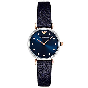 Emporio Armani Ladies' Stainless Steel Strap Watch - Product number 5085187