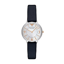 Emporio Armani Ladies' Stainless Steel Strap Watch - Product number 5085209
