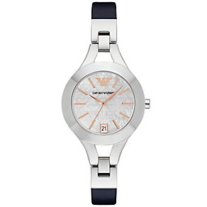 Emporio Armani Ladies' Stainless Steel Strap Watch - Product number 5085233