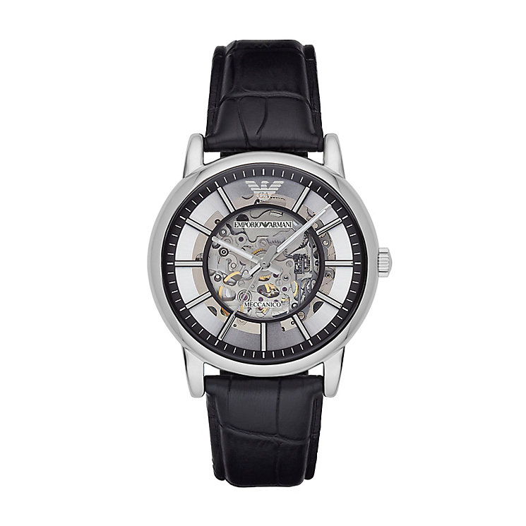 Emporio Armani Men's Stainless Steel Strap Watch - Product number 5085284