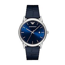 Emporio Armani Men's Stainless Steel Strap Watch - Product number 5085330