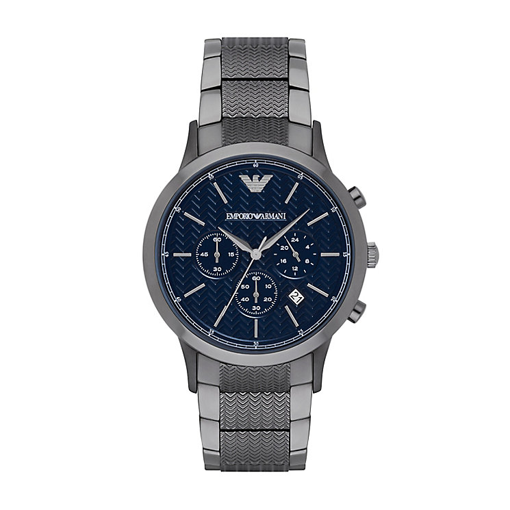 Emporio Armani Men's Stainless Steel Bracelet Watch - Product number 5085357