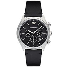 Emporio Armani Men's Stainless Steel Strap Watch - Product number 5085411