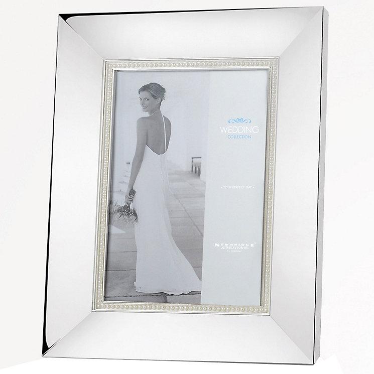 """Newbridge Bridal Wedding Photo Frame 5"""" x 7"""" - Product number 5085853"""