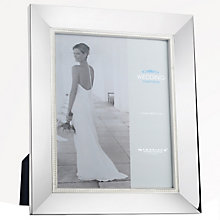 "Newbridge Bridal Wedding Photo Frame 8"" x 10"" - Product number 5085861"