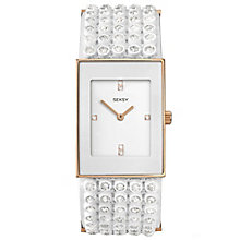 Sekonda Seksy Ladies' Two Colour Bracelet Watch - Product number 5086086