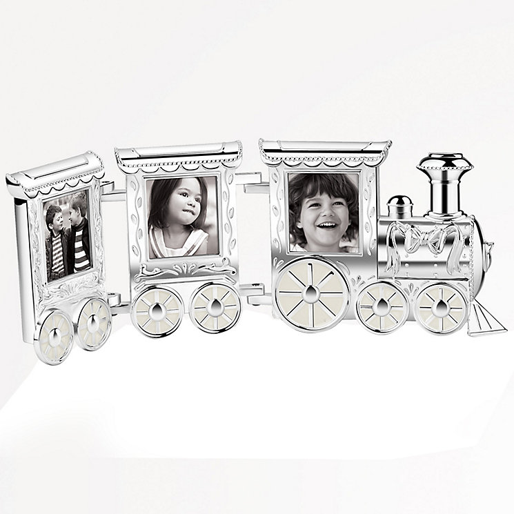 Train Triple Photo Frame - Product number 5087635