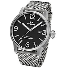 TW Steel Men's Stainless Steel Bracelet Watch - Product number 5089212