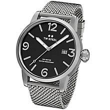 TW Steel Men's Stainless Steel Bracelet Watch - Product number 5089212