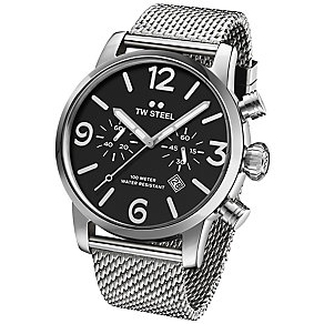 TW Steel Men's Stainless Steel Bracelet Watch - Product number 5089220